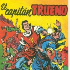 Tebeos: CAPITAN TRUENO ALMANAQUE 1959 REEDICION . Lote 57022030