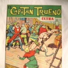 Tebeos: ALMANAQUE 1962 CAPITAN TRUENO EDITORIAL BRUGUERA. Lote 58247623