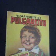 Tebeos: PULGARCITO - ALMANAQUE 1951 - BRUGUERA. Lote 59517223