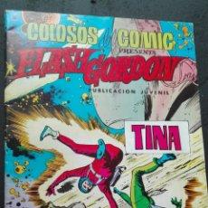 Tebeos: FLASH GORDON TINA. Lote 63098239