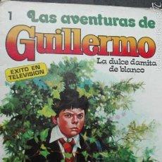 Tebeos: LAS AVENTURAS DE GUILLERMO. Lote 63099876