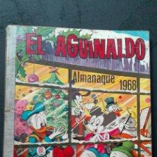 Tebeos: WALT DISNEY EL AGUINALDO 1968. Lote 63126539