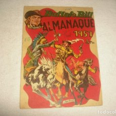 Tebeos: ALMANAQUE BUFFALO BILL 1957 . ED. FERMA . ORIGINAL. Lote 65936374