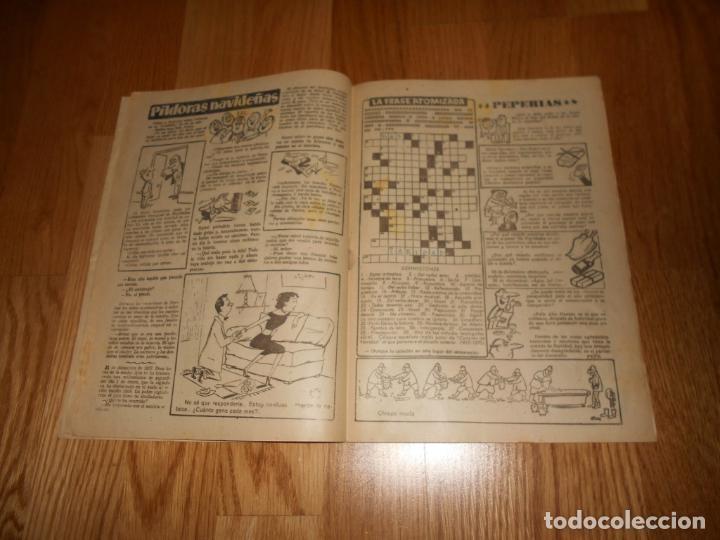 Tebeos: TEBEO COMIC BRUGUERA ALMANAQUE TIO VIVO 1958 PERFECTO 1 DURO - Foto 3 - 67325145