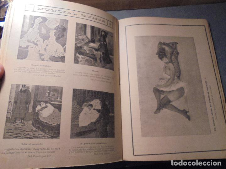 Tebeos: ALMANAQUE KDT 1920 , MUY ILUSTRADO ( PORTADA DE OPISSO INTERIOR BIGRE ) MENDEZ TAVAREZ, L.M. ETC - Foto 4 - 67957945