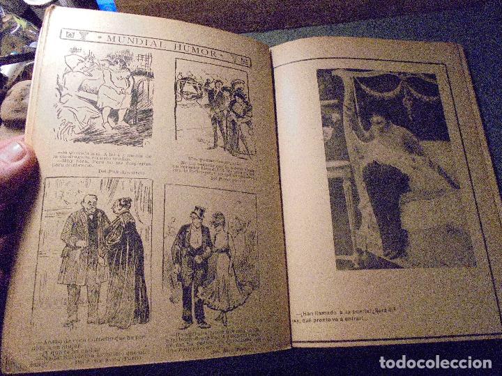 Tebeos: ALMANAQUE KDT 1920 , MUY ILUSTRADO ( PORTADA DE OPISSO INTERIOR BIGRE ) MENDEZ TAVAREZ, L.M. ETC - Foto 5 - 67957945