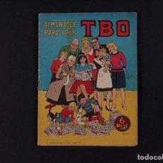 Tebeos: TBO ALMANAQUE, AÑO 1964. Lote 68480621