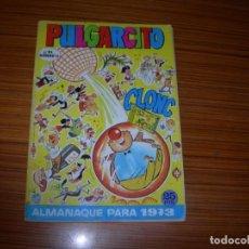 PULGARCITO ALMANAQUE PARA 1973 EDITA BRUGUERA