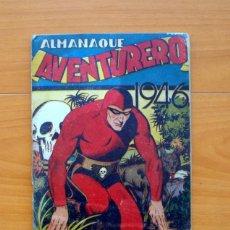 Tebeos: ALMANAQUE AVENTURERO DE 1946 - EDITORIAL HISPANO AMERICANA. Lote 72888639