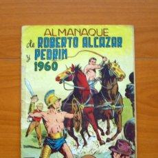 Comics - Roberto Alcazar y Pedrin - Almanaque 1960 - Editorial Valenciana - 73340031