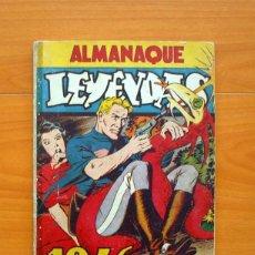 Tebeos: LEYENDAS - ALMANAQUE 1946 - EDITORIAL HISPANO AMERICANA. Lote 73366887