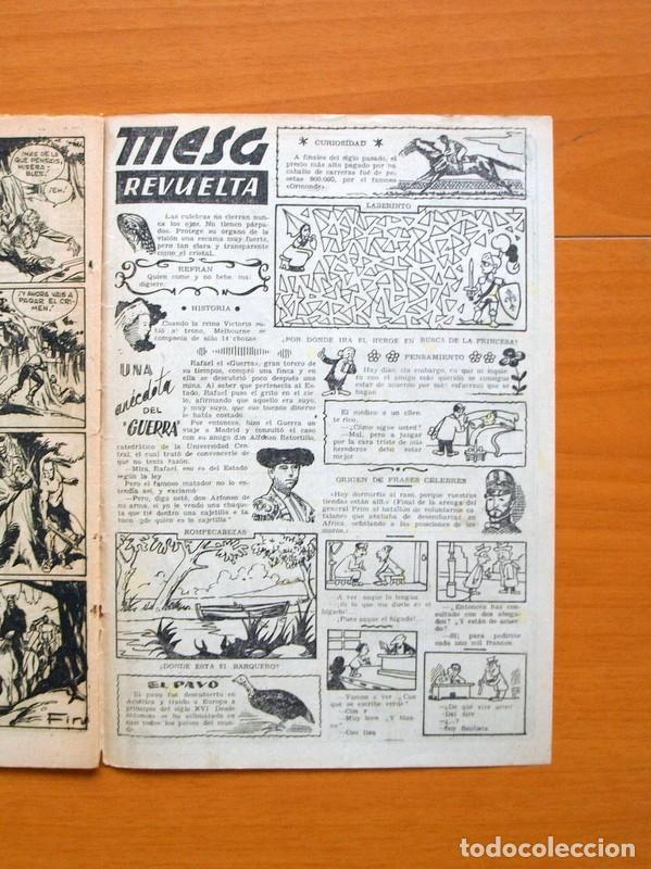 Tebeos: Pantera Negra - Almanaque 1958 - Editorial Maga - Foto 5 - 73621999