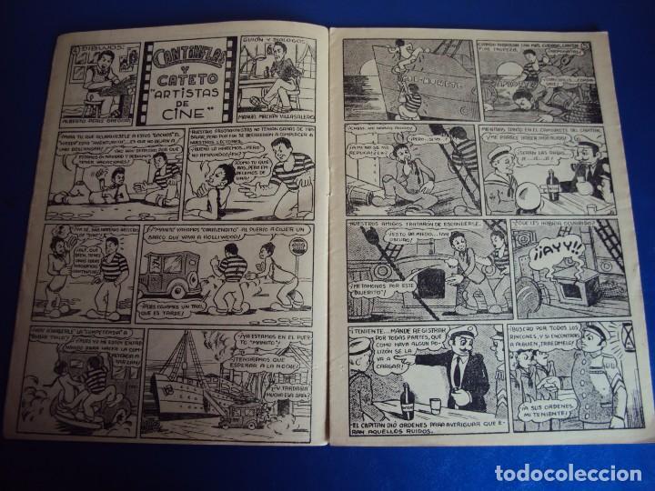 Tebeos: (COM-170101) ALMANAQUE ORIGINAL DE CANTINFLAS AÑO 1946 - Foto 3 - 73773671