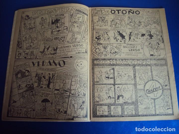 Tebeos: (COM-170101) ALMANAQUE ORIGINAL DE CANTINFLAS AÑO 1946 - Foto 5 - 73773671