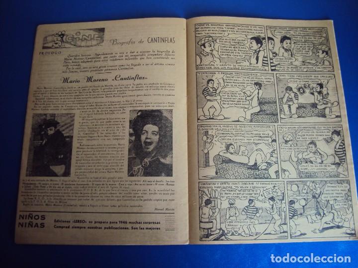 Tebeos: (COM-170101) ALMANAQUE ORIGINAL DE CANTINFLAS AÑO 1946 - Foto 7 - 73773671
