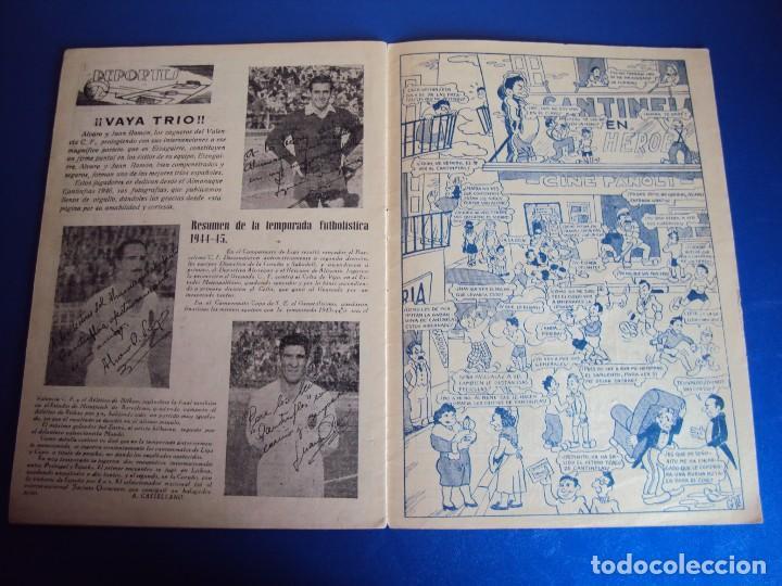 Tebeos: (COM-170101) ALMANAQUE ORIGINAL DE CANTINFLAS AÑO 1946 - Foto 10 - 73773671
