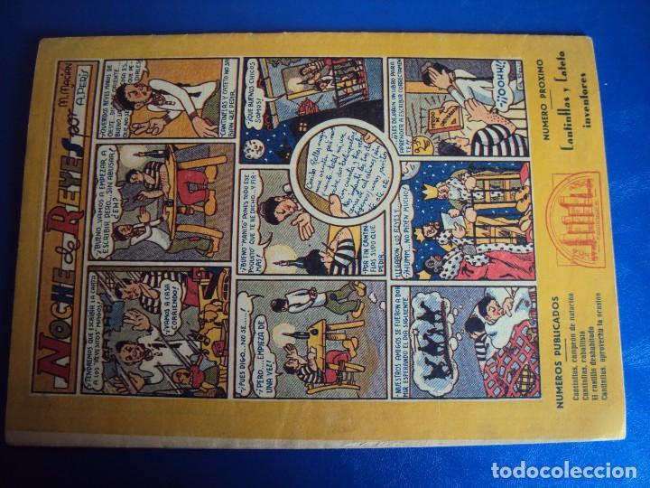 Tebeos: (COM-170101) ALMANAQUE ORIGINAL DE CANTINFLAS AÑO 1946 - Foto 11 - 73773671