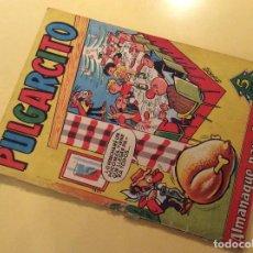 Tebeos: PULGARCITO (BRUGUERA)... ALMANAQUE 1961. Lote 73817587