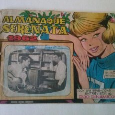 Tebeos: ALMANAQUE SERENATA 1962.- TORAY ORIGINAL -. Lote 73945007
