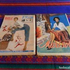 Tebeos: DIEZ MINUTOS EXTRAORDINARIO PRIMAVERA 1955 Y MARISOL NÚMERO ALMANAQUE 1956. . Lote 75985103