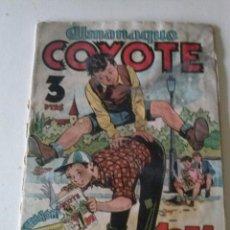 Tebeos: EL COYOTE ,ALMANAQUE 1951 CLIPER GERPLA,ORIGINAL. Lote 76037687