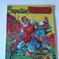 Tebeos: EL CAPITAN TRUENO ALMANAQUE 1959,BRUGUERA, ORIGINAL. Lote 76499903