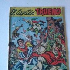Tebeos: EL CAPITAN TRUENO ALMANAQUE 1960,BRUGUERA, ORIGINAL . Lote 76500395