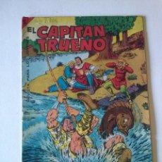 Tebeos: EL CAPITAN TRUENO EXTRA VACACIONES 1964, BRUGUERA,ORIGINAL . Lote 76504999