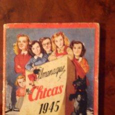 Tebeos: ALMANAQUE MIS CHICAS 1945-C.GIL. Lote 82351236