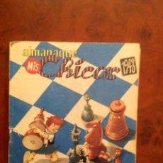 Tebeos: ALMANAQUE CHICAS 1948-C.GIL. Lote 82352380
