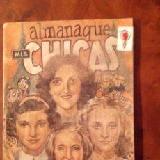 Tebeos: ALMANAQUE CHICAS 1950-C.GIL. Lote 82352764