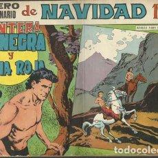Tebeos: PANTERA NEGRA Y FLECHA ROJA, EXTRAORDINARIO DE NAVIDAD 1965.. Lote 82494468