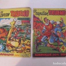 Tebeos: TEBEOS DE EL CAPITAN TRUENO.. Lote 146148484