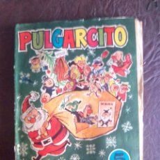 Tebeos: PULGARCITO. ALMANAQUE PARA 1963. FUTBOL. KUBALA COMO LANZAR UN PENALTI.. Lote 83396080