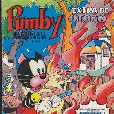 Livros de Banda Desenhada: COMIC PUMBY EXTRA DE OTOÑO 1974. Lote 88500448