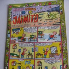 Tebeos: JAIMITO ALBUM COMICO DE 1970 EDITORIAL VALENCIANA. Lote 88948624