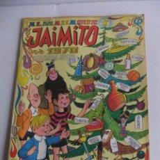 Tebeos: JAIMITO ALMANAQUE PARA 1970 EDITORIAL VALENCIANA. Lote 88948696