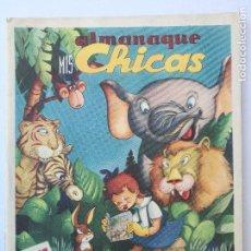 Tebeos: ALMANAQUE MIS CHICAS 1947.CON RECORTABLE. Lote 89736808