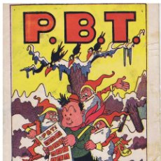 ALMANAQUE DEL P.B.T 1936