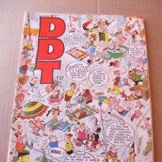 Tebeos: EL D.D.T. EXTRA DE VERANO PARA 1972 EDITORIAL BRUGUERA. Lote 91907000