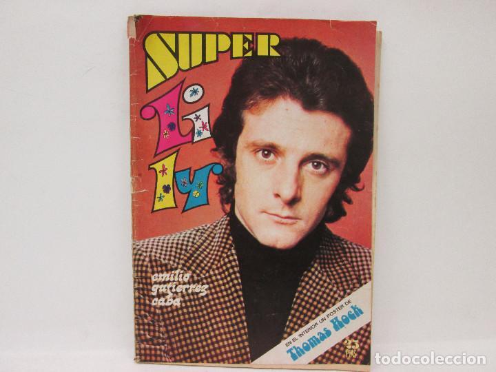 SUPER LILY - EMILIO GUTIERREZ CABA AÑO 1976 (Tebeos y Comics - Tebeos Almanaques)