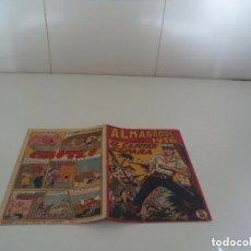 Tebeos: EL CAPITÁN ESPAÑA, ALMANAQUE DE 1.956. ORIGINAL. DIBUJANTE M. GAGO. VER LAS FOTOS.. Lote 93418550