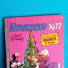Tebeos: DUMBO ALMANAQUE 1972. Lote 93922344