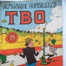 Tebeos: ALMANAQUE HUMORISTICO 1971. Lote 94852287