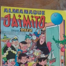 Tebeos: JAIMITO PARA 1972. Lote 95473315