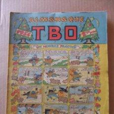 Tebeos: ALBUM T.B.O. PARA 1954 EDICIONES BUIGAS. Lote 96089367