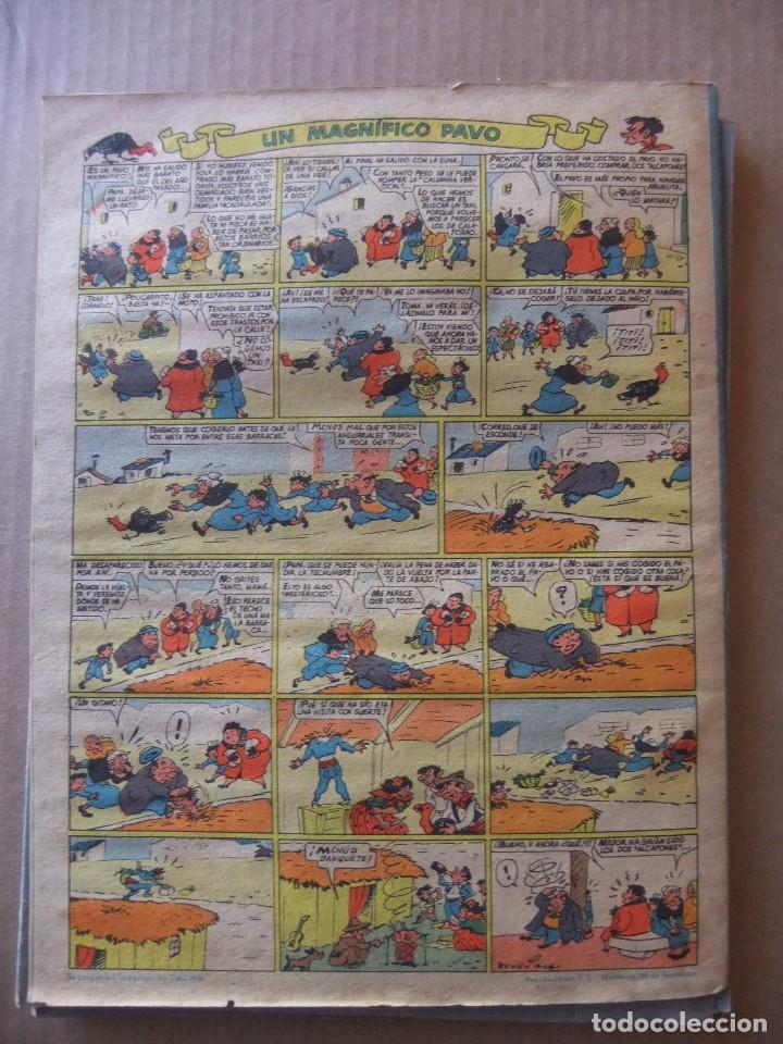 Tebeos: ALMANAQUE HUMORISTICO DE EDICIONES TBO PARA 1957 - Foto 2 - 96089859
