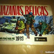 Tebeos: HAZAÑAS BÉLICAS- 1973 (URSUS). Lote 97664999