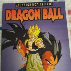 Tebeos: DRAGON BALL ¿DOSSIER DEFINITIVO? 1995. Lote 98122647
