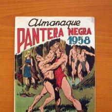 Comics - Pantera negra - Almanaque 1958 - Editorial Maga - Tamaño 24x17 - 101606955